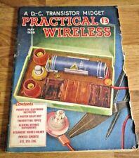 Practical Wireless Magazine - May 1959