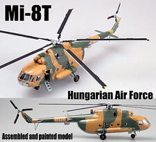 Hungarian Air Force Mi-8T Hip-C No.10426 helicopter No21 1/72 finish Easy model