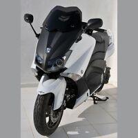Pare Brise Bulle ERMAX Hyper Sport Yamaha TMAX T-MAX 530 2012 - 2016  Noir Foncé