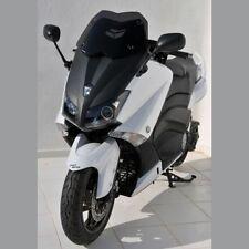 Pare Brise Bulle ERMAX Hyper Sport Yamaha TMAX T-MAX 530 2012 - 2016  Noir Clair