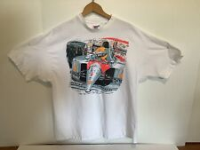 Vintage Ayrton Senna 1994 Formula 1 World Championship Tee Shirt