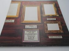 """1971 Emerson,Lake & Palmer """"Pictures at an Exhibition"""" UK 1st Issue (A-1u/B-1u)"""