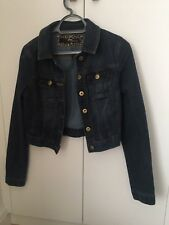 Jane Norman Jean Jacket Size 12 New Without Tags