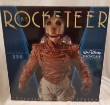 ELECTRIC TIKI DISNEY THE ROCKETEER Classic Heroes STATUE SIDESHOW Maquette