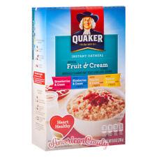 1x 350g Quaker Avoine Fruit & Crème Variété de Amérique ( 25,69€/ kg)