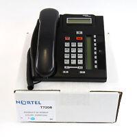 Nortel Norstar T7208 Charcoal Avaya Phone - Bulk