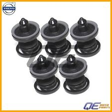 Volvo S40 V50 C70 C30 2004 -2013 Set of 5 Genuine Door Panel Clips 8679426