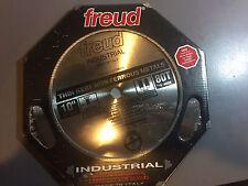 Freud LU77M010 10-Inch 80 Tooth TCG Thin Kerf Non-Ferrous Metal  Saw Blade