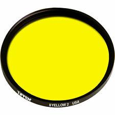 Tiffen 49mm Yellow 8 (K2) Filter **AUTHORIZED TIFFEN USA DEALER**