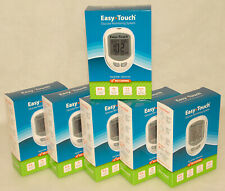 Easy Touch - Blood Glucose Monitoring System - 6 Kits / Pack #807001 *BRAND NEW