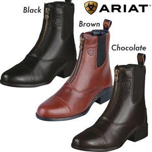 Ariat Heritage III Zip Paddock Boot