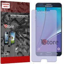 Pellicola Vetro Temperato per Samsung Galaxy Note 5 SM-N920 Protezione Schermo