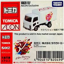 "TAKARA TOMY TOMICA ISUZU ELF "" AEON "" TRUCK -  AEON EXCLUSIVE - HOT SALE"