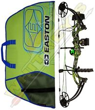 "Fred Bear Cruzer G2 Bow Moonshine Toxic Lh Package 5-70# 12-30"" With Case"