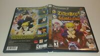Zatch Bell Mamodo Fury PlayStation 2,Ps2 Game Complete Rare Anime Collectible