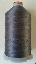 25m STRONG LEATHER SEWING THREAD 0.6mm BONDED SEATBELT GRADE M13 COATS BARBOUR