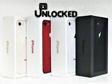 Apple IPhone 8 A1863 (Desbloqueado de fábrica) 64GB, 256GB ~ Rojo, Negro, Oro, Plata