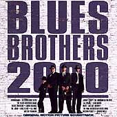 1 CENT CD Blues Brothers 2000 [SOUNDTRACK] the blues brothers band