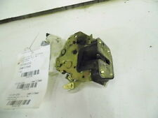 00 01 02 03 Nissan Maxima Lt Rear Door Latch With Power Lock 321867