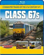Commuter Trains of the 21st Century #1 - Class 67s  *Blu-ray