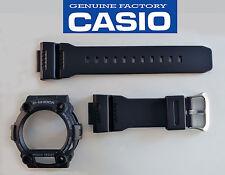 Genuine Casio Watch Band & Bezel  Black Rubber  GW7900  GW-7900B GW-7900B-1