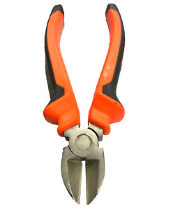 """Heavy duty new Diagonal Side Cutting Wire Cutters 6"""" (150mm) Snips Comfort Grip"""