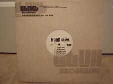 "MOOD + HI-TEK - KARMA b/w CINCINNATI (12"")  1997!!!  RARE!!!"