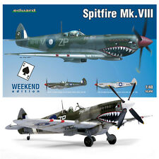Spitfire Mk. VIII - 1/48 Weekend Edition Eduard Aircraft Model Kit #84139