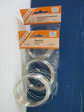 RAYHER 24021 Silberdraht 0,8 mm / 6 m  WT8111
