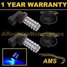 2X HB4 9006 BLUE 60 LED FRONT FOG SPOT LAMP LIGHT BULBS CAR KIT XENON FF500901