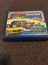 1978 Lesney Matchbox Carry Case