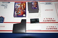 Chip 'n Dale: Rescue Rangers 2 Nintendo NES GENUINE CART+BOX BOXED ULTRA RARE!