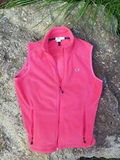 Vineyard Vines Womens Westerly Fleece Vest Size Small