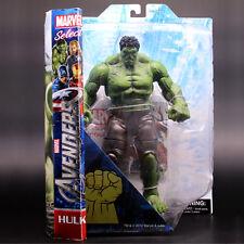 "10""Marvel The Hulk Action Figure AGE Titan Avengers Diamond Select Superhero Toy"
