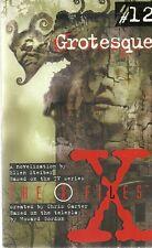 Grotesque The X Files #12 Ellen Steiber Science Fiction 1999 Vintage Near Fine