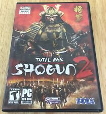 Total War: Shogun 2 (PC, 2011) Tested Complete Fast Shipping