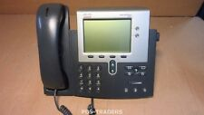 Cisco CP-7941G v02 7941G Unified VOIP IP Phone Telephone Telefoon Handset