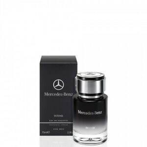 Mercedes Benz Mercedes-Benz Intense 75ml EDT (M) SP Mens 100% Genuine (New)