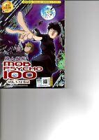 MOB PSYCHO 100 Vol.1-12 End Anime DVD