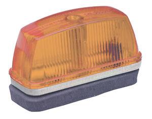 Grote 46333 Yellow School Bus Rectangular Marker Light