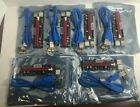 6 Pack PCI-E Risers 1X to 16X