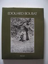 Edouard Boubat - Pauses  / EO 1983