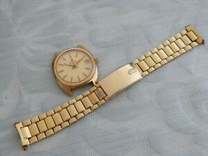 "Original Bulova ""Accutron"" Gent's W/W & Bracelet, needs restoration from estate"
