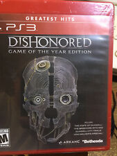 Dishonored Game of the Year Edition - PlayStation 3 new sealed