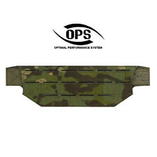 OPS/UR-TACTICAL BELT MOUNT MOLLE PANEL IN MULTICAM TROPIC