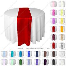 buy red table runners ebay