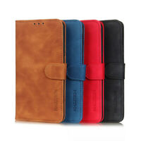 Matte Wallet Leather Flip Stand Cover Case For Sony 10 II L3 XA2 XZ2 XZ3 10 Plus