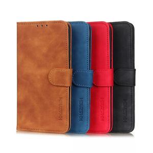 Luxury Matte Wallet Leather Flip Cover Case For Sony Xperia L4 1 II 5 II 10 II