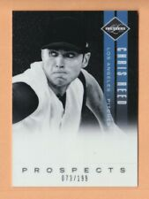 2011 Limited Prospects OptiChrome #40 Chris Reed 073/199 - Flat S/H
