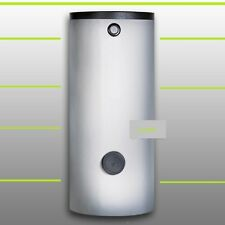 1A Solarspeicher 200L 1WT + Th. Pufferspeicher für Trinkwasser Solar o. Heizung
